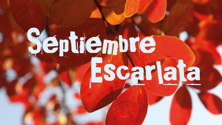 ¡Nace Escarlata Ediciones!
