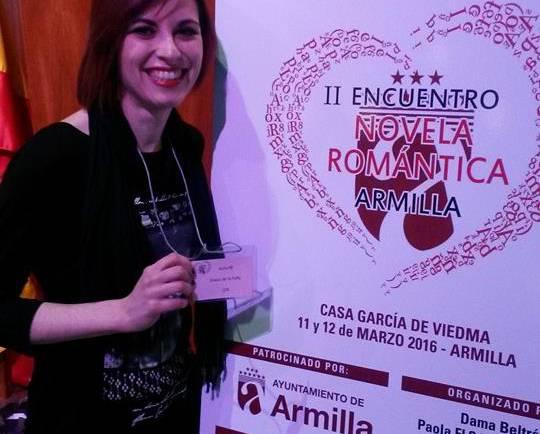 Crónica de el II Encuentro Romántica Armilla