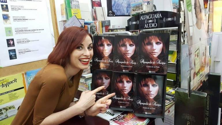 Crónica de la XXXI Feria del libro de Jaén en la librería Metrópolis