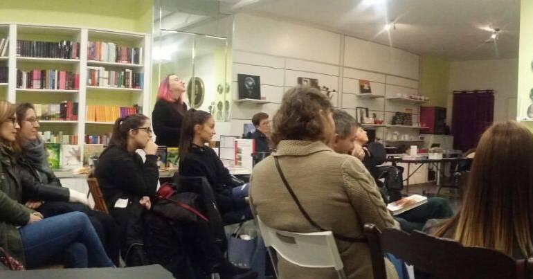 Crónica de la presentación de «Las cenizas que quedan» en La Coruña
